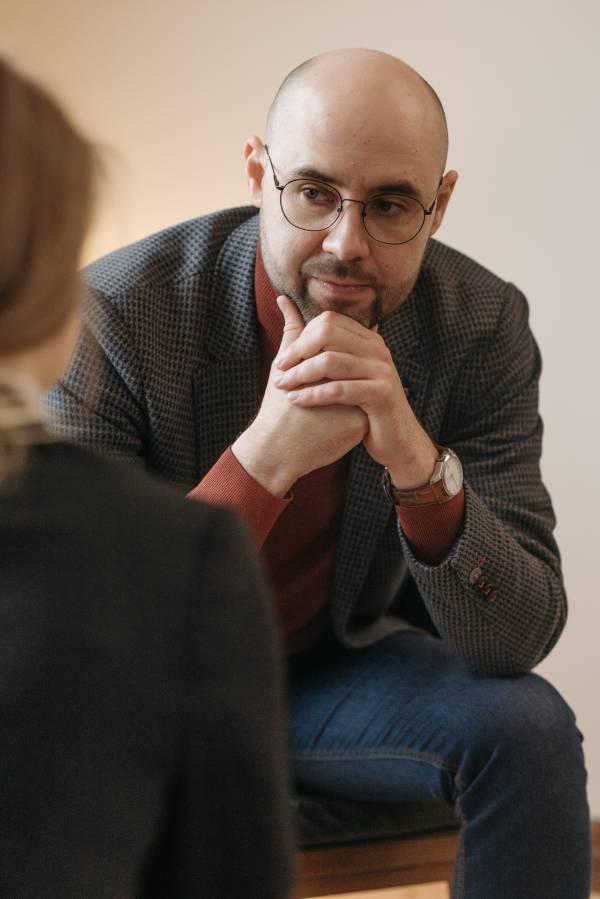 cechy psychologa